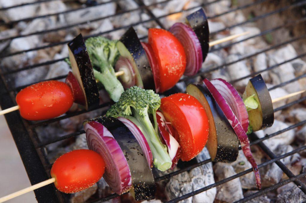 Heerlijk barbecueën