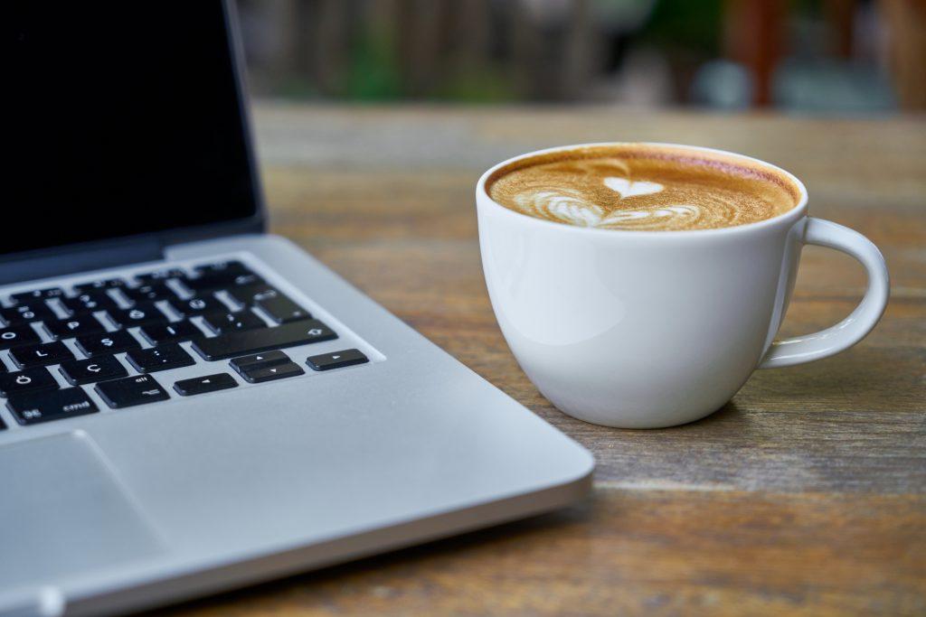 gemalen koffiebonen